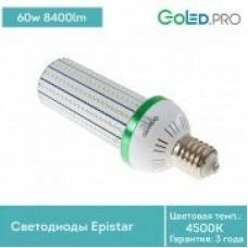 Светодиодная лампа GoLED Е40-60W 4500K 6900Lm (Арт: PE40-60-4500)