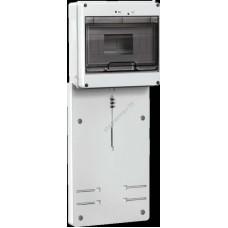 Панель для уст. счетч. ПУ3/2-8 3-фазн. с боксом для автоматов модульных серий (8мод.) (200 (Арт: MPP10-3)