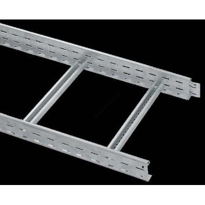 Лоток лестничный 100х500х3000, 1,2 мм (Арт: LLK1-100-500)