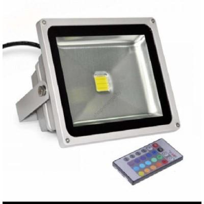 Прожектор светодиодный RGB 50W