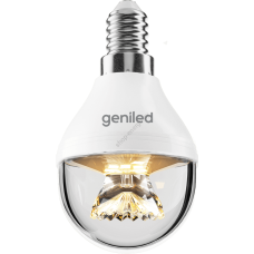 Светодиодная лампа Geniled E14 G45 8W 2700К линза (Арт: 01226)