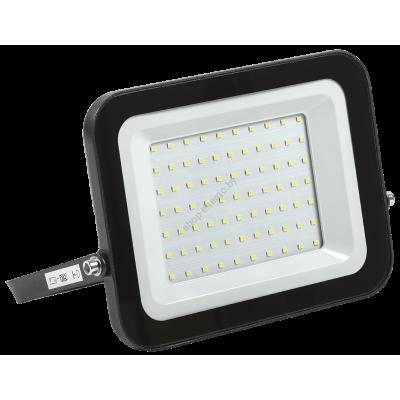 Прожектор СДО 06-70 светодиодный черный IP65 6500 K IEK (Арт: LPDO601-70-65-K02)