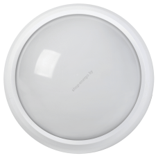 Светильник светодиодный ДПО 3010Д 8Вт 4500K IP54 круг белый  пластик с ДД IEK (Арт: LDPO0-3010D-8-4500-K01)