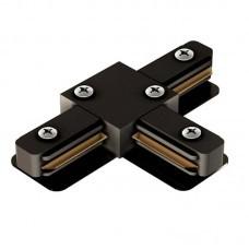 Соединители Т для однофазного шинопровода черные (арт 22019)