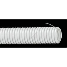 Труба гофр. ПВХ d 16  с зондом (100м) ИЭК (Арт: CTG20-16-K41-100I)