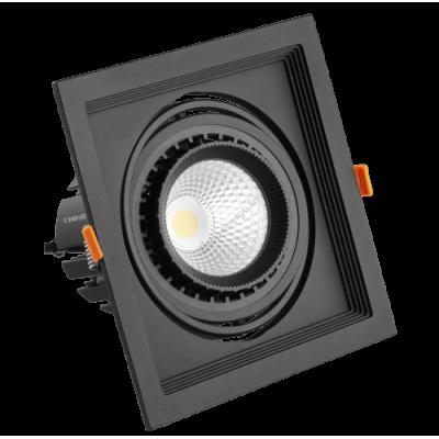LX-GSD-COB-1001/15 Вт черный