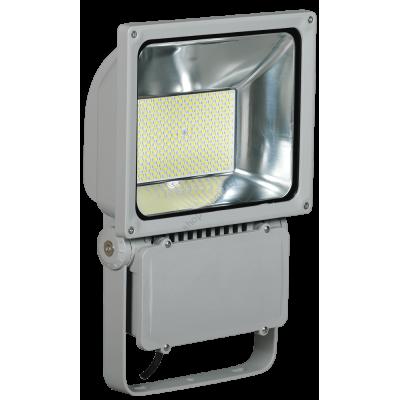 Прожектор СДО04-150 светодиодный серый SMD IP65 IEK (Арт: LPDO401-150-K03)