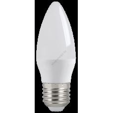Лампа светодиодная ECO C35 свеча 7Вт 230В 3000К E27 IEK (Арт: LLE-C35-7-230-30-E27)