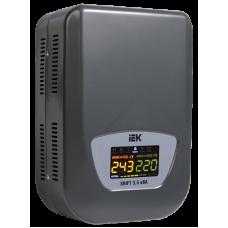 Стабилизатор напряжения настенный серии Shift 3,5 кВА IEK (Арт: IVS12-1-03500)