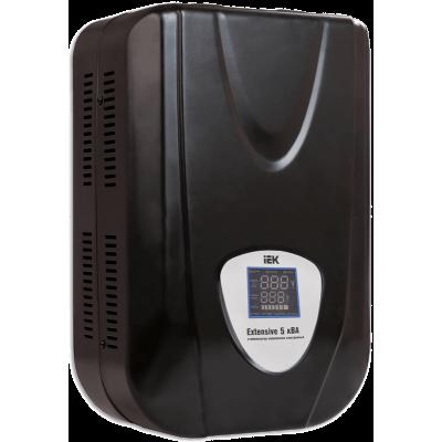 Стабилизатор напряжения настенный серии Extensive 5 кВА IEK (Арт: IVS28-1-05000)