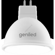 Светодиодная лампа Geniled GU5.3 MR16 6W 2700К (Арт: 01317)