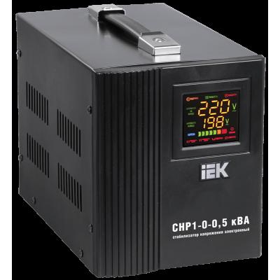 Стабилизатор напряжения серии HOME 2 кВА (СНР1-0-2) IEK (Арт: IVS20-1-02000)