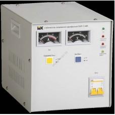Стабилизатор напряжения СНИ1-3 кВА однофазный ИЭК (Арт: IVS10-1-03000)
