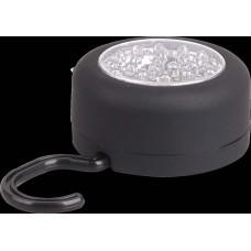 Светильник светодиодный переносной ДРО 2024Р,24LED/0,5Вт,3ААА IEK (Арт: LDRO0-2024R-24-05-K02)