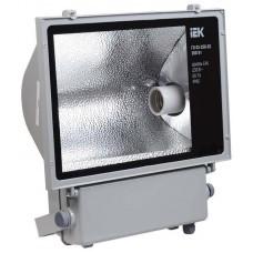Прожектор металлогалогенный ГО03-250-02 250Вт цоколь E40 серый ассиметричный  IP65 ИЭК (Арт: LPHO03-250-02-K03)