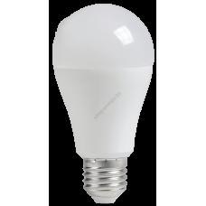 Лампа светодиодная ECO A60 шар 15Вт 230В 3000К E27 IEK (Арт: LLE-A60-15-230-30-E27)