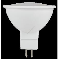 Лампа светодиодная ECO MR16 софит 5Вт 230В 6500К GU5.3 IEK (Арт: LLE-MR16-5-230-65-GU5)