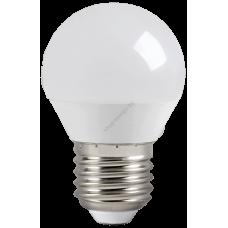 Лампа светодиодная ECO G45 шар 5Вт 230В 3000К E27 IEK (Арт: LLE-G45-5-230-30-E27)