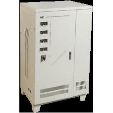 Стабилизатор напряжения СНИ3-45 кВА трехфазный ИЭК (Арт: IVS10-3-45000)