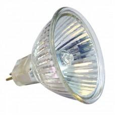 Галогеновая лампа MR-16C 50W60 с защитным стеклом