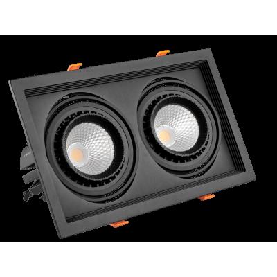 LX-GSD-COB-1002/40 Вт черный