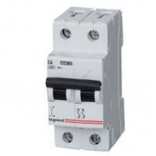 Автоматический выключатель 2п C 40А LR