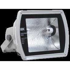 Прожектор ГО02-70-02  70Вт R*7s серый асимметричный IP65 ИЭК (Арт: LPHO02-70-02-K03)
