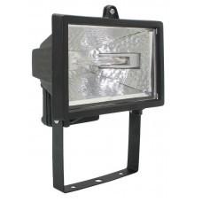 Прожектор ИО150 галогенный  черный  IP54  ИЭК (Арт: LPI01-1-0150-K02)