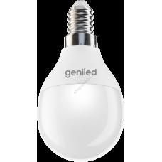 Светодиодная лампа Geniled E14 G45 6W 2700К матовая (Арт: 01309)