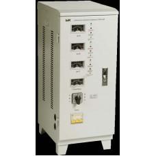 Стабилизатор напряжения СНИ3-6 кВА трехфазный ИЭК (Арт: IVS10-3-06000)