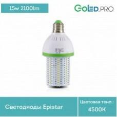 Светодиодная лампа GoLED E27-15w