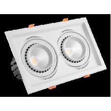 LX-GSD-COB-1002/40 Вт белый