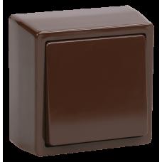 ВС20-1-0-БК Выключатель одноклавишный для открытой установки (Арт: EVB10-K30-10-DC)
