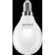 Светодиодная лампа Geniled Е14 G45 8Вт 2700K матовая (Арт: 01313)