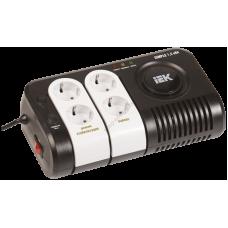 Стабилизатор напряжения серии Simple 1,5 кВА IEK (Арт: IVS25-1-01500)