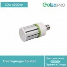 Светодиодная лампа GoLED E40-30w-IP64