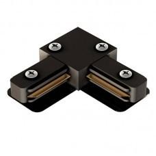 Соединители L для однофазного шинопровода черные (арт. 22017)