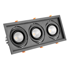 LX-GSD-COB-1003/45 Вт черный