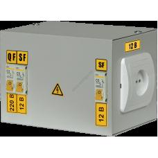 Ящик с понижающим трансформатором ЯТП-0,25 220/42-3 36 УХЛ4 IP30 (Арт: MTT13-042-0250)