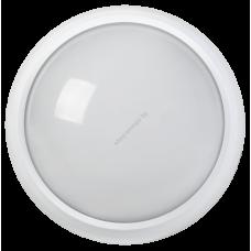 Светильник светодиодный ДПО 3010 8Вт 4500K IP54 круг белый пластик IEK (Арт: LDPO0-3010-8-4500-K01)