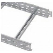 Лоток лестничный 100х600х3000, 1,2 мм (Арт: LLK1-100-600)