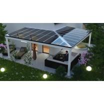 Экономия на материалах крыши за счет солнечных панелей
