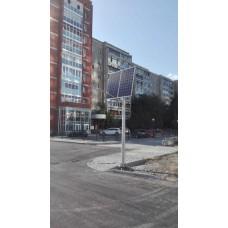 Уличный фонарь на солнечной батарее Element Standart 20Вт