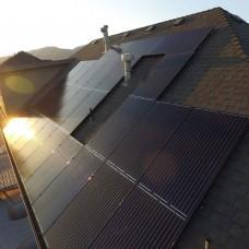 Автономная солнечная электростанция Aurinko