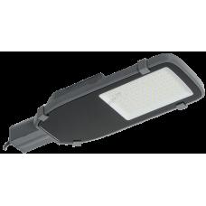 Уличный светодиодный светильник консольный ДКУ IEK 1002-30Д 5000К IP65 серый