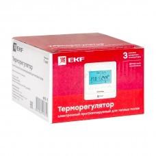 Термостат программируемый EKF ETT-1 (HW-500; RTC 51.716; R51XT; ST-16) 3.6кВт 16А