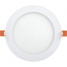 Светильник ДВО 1608 белый круг LED 18Вт 6500 IP20 IEK (Арт: LDVO0-1608-1-18-6500-K01)