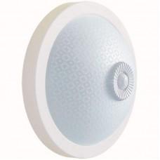 Светильник НПО3233Д белый 2*25 с датчиком движения ИЭК (Арт: LNPO0-3233D-2-025-K01)