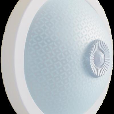 Светильник НПО3235Д белый 2х25 с датчиком движения ИЭК (Арт: LNPO0-3235D-2-025-K01)