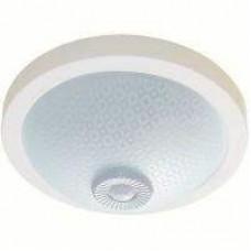 Светильник НПО3236Д белый 2х25 с датчиком движения ИЭК (Арт: LNPO0-3236D-2-025-K01)